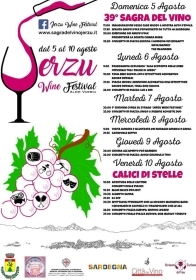 Jerzu Wine Music Festival